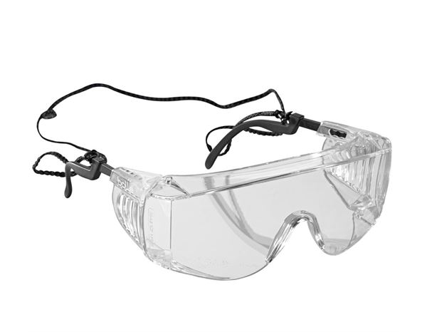 Eye Protectors: bollé Safety - Safety glasses/over-goggles Squale