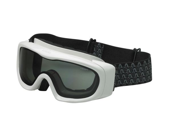 Safety Glasses: Safety glasses e.s.vision extreme + white-tinted