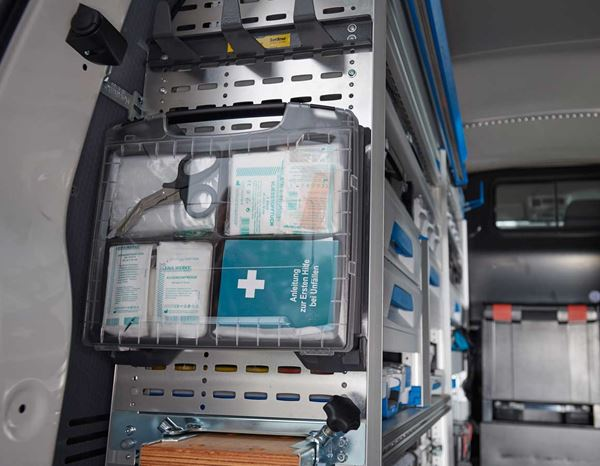 First Aid Kits | Closets: Company first aid kit DIN 13 157:2009 1