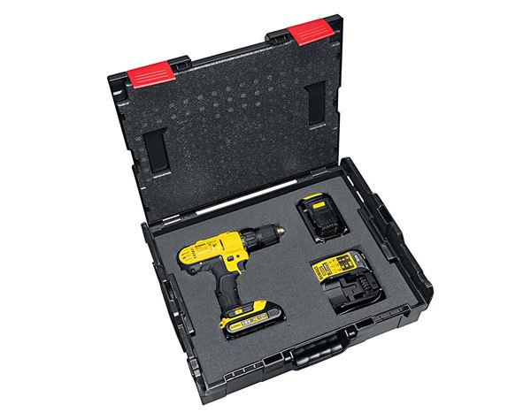 Tool Cases: e.s. Lid insert + anthracite 3
