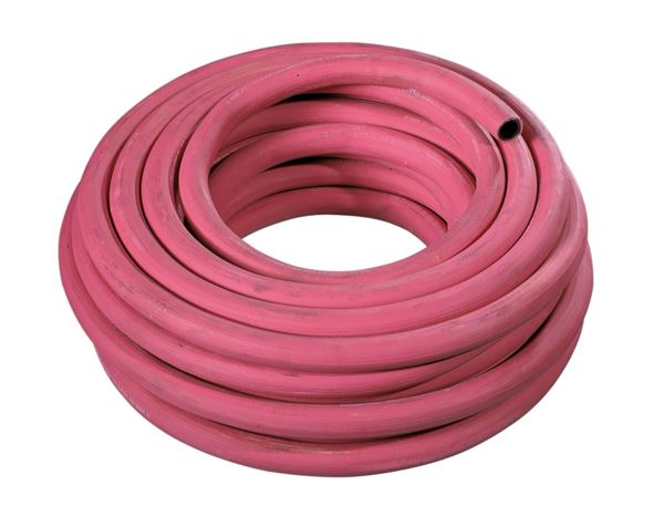 Hoses and Accessories: Standard rubber water hose