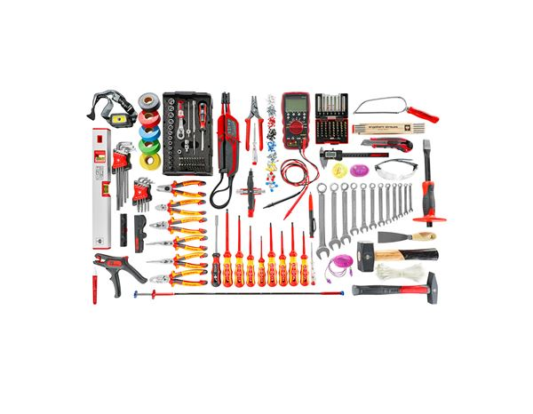 Tool Cases: Tool set Electro Master