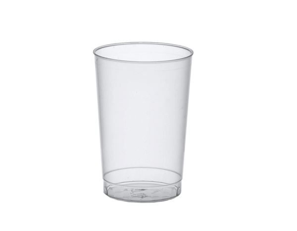Drinking cups, unbreakable transparent
